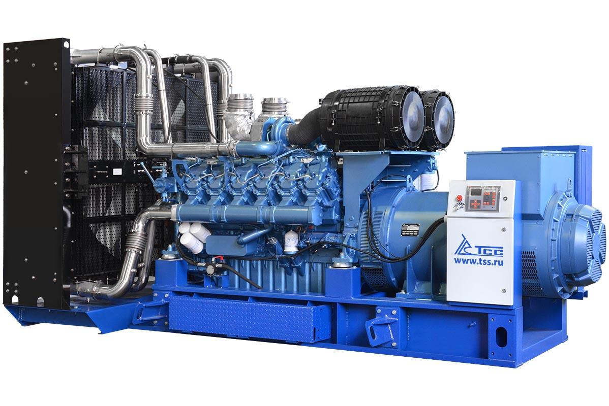 Как выбрать ДГУ на 1000 кВт для завода